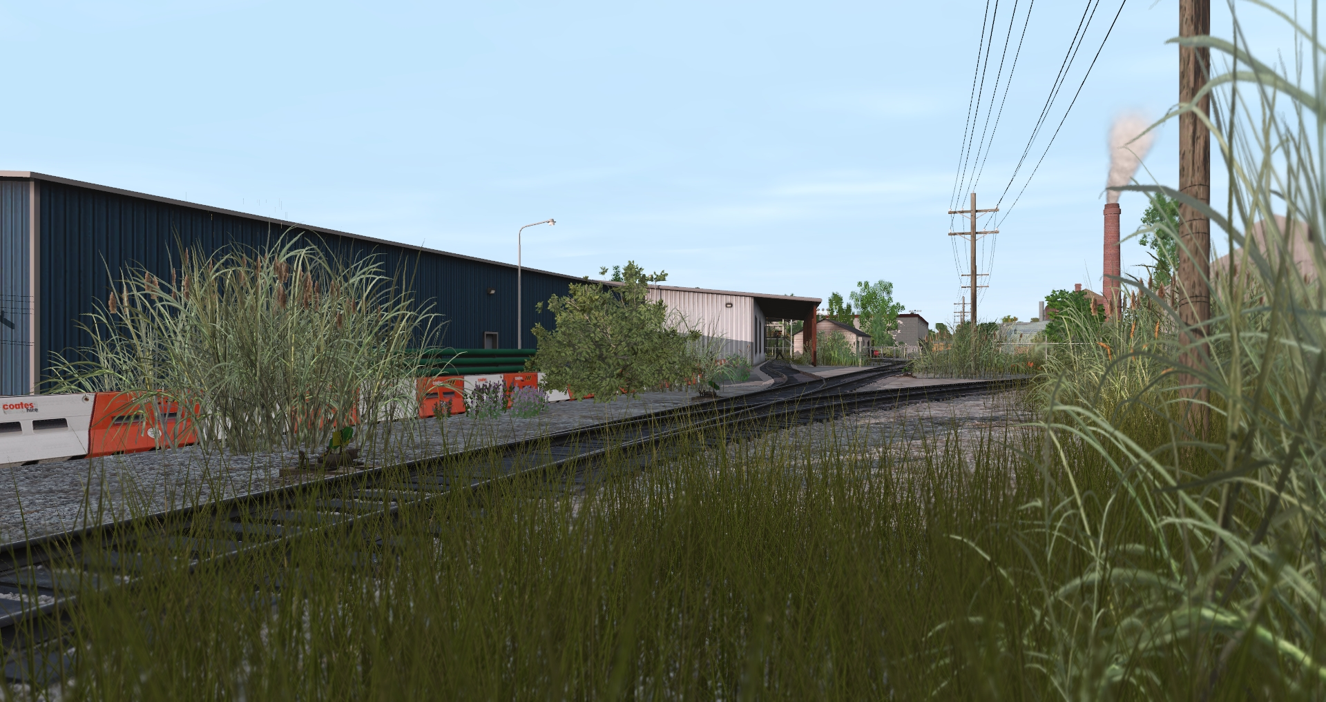 Railroad Junctions